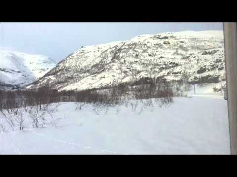 From Myrdal to Flam Norway , Norway in a Nutshell Tour Feb 2016