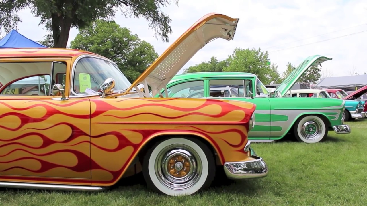 Back To The S Minnesota Msra Classic Car Show Youtube