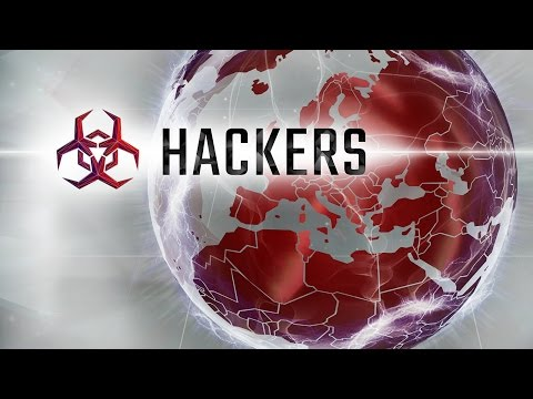 Hackers - game launch trailer