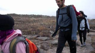 Hiking Mount Katahdin in Minimalist Footwear - Featuring VIVOBAREFOOT