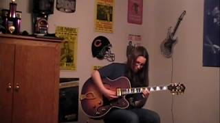 Dizzy Atmosphere by Alicia on Guitar