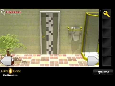 Escape The Bathroom Level 4 quick escape - bathroom walkthrough - youtube