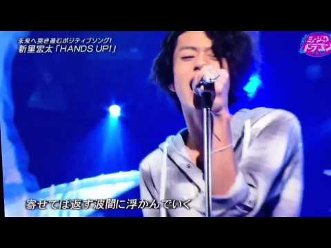 hands up one piece (live) Kota Shinzato