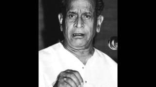 Bhimsen Joshi sings Bhairavi, Kannada Bhajan