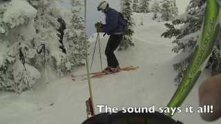 Telemark Skiing at Whitewater Ski Resort