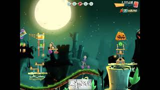 Angry Birds 2 Level 636 Walkthrough Gameplay