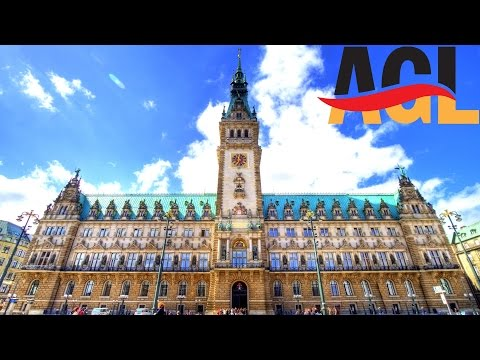Die 5 schönsten Sehenswürdigkeiten Hamburgs | deutsche Städte #learnGerman #Deutschlernen