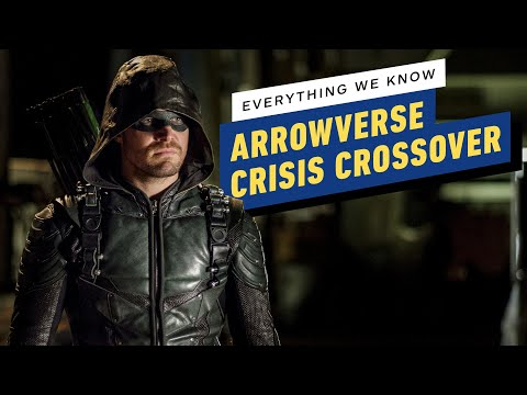 Arrowverse's Crisis On Infinite Earths - Everything We Know