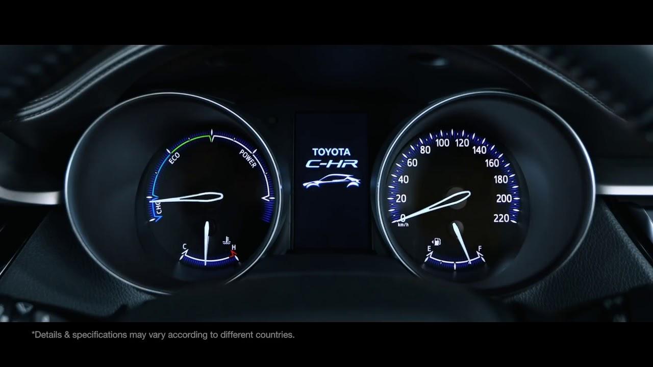 Toyota C-HR Hybrid 2019 Commercial