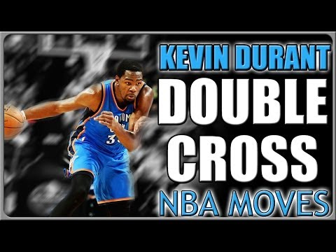 Kevin Durant Double Crossover Move: Basketball Moves