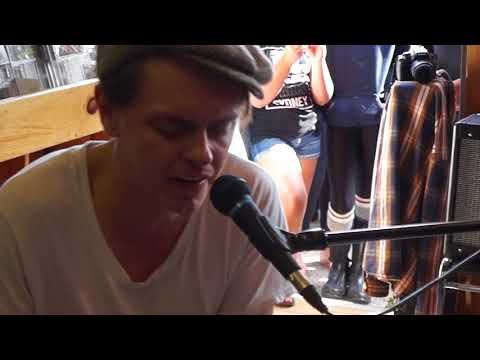 July Talk - Picturing Love - Live @ Fred's Records, St. John's NL