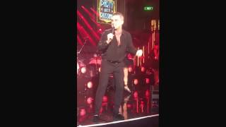 Party Like a Russian, Robbie Williams, London New Years Eve Jan 1, 2017