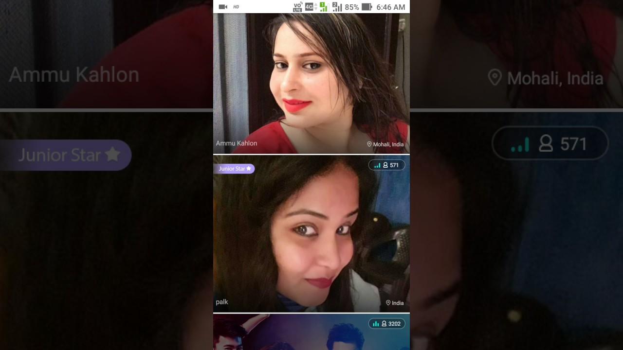 Face chat with girls