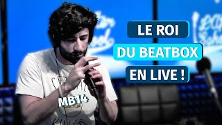 MB14 Live Beatbox on VL !