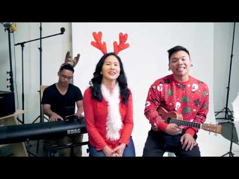 Underneath The Tree by Kelly Clarkson (ft. Deedee Magno Hall) | AJ Rafael