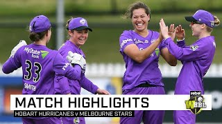 Newcomers guide Hurricanes to victory | Rebel WBBL|05