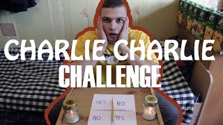 CHARLIE CHARLIE CHALLENGE (THIS IS REAL! OMG! DEMONS!)
