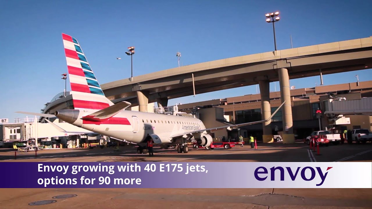 Envoy: Your Direct Path to American Airlines