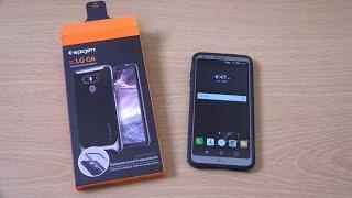 LG G6 Spigen Neo Hybrid Case