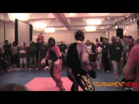 Nathaniel Adams vs Cody Nascene at Battle of Atlanta 2011