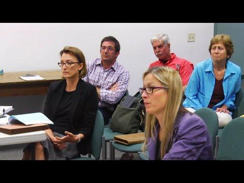 Shelburne Development Review Board: August 17, 2016