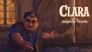 Clara und der magische Drache Teaser Wirt