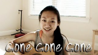 Gone Gone Gone - Phillip Phillips (Cindy Chen Acoustic Cover)