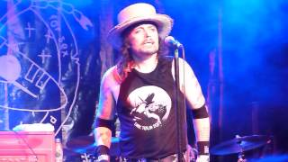 Adam Ant - Kings Of The Wild Frontier - Rescue Rooms, Nottingham - 23rd April 2015