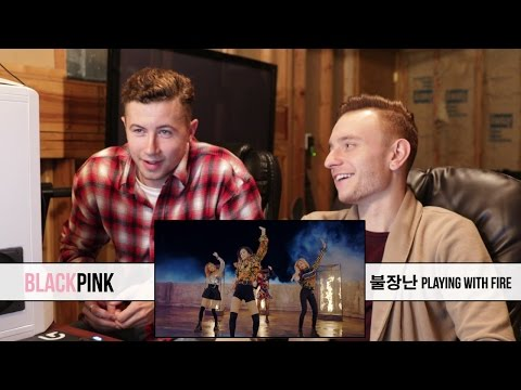 REACT&REVIEW | BLACKPINK - '불장난 (PLAYING WITH FIRE)