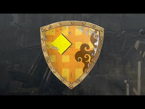 For Honor: Waffle Emblem Tutorial