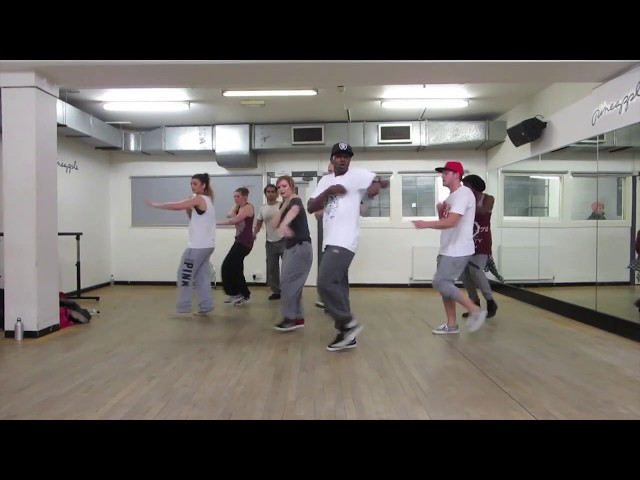Supermalcom Hip Hop class | Chris Brown - Loyal