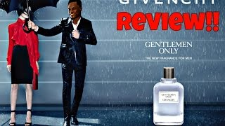 Givenchy Gentlemen Only: Masculine Masterpiece!