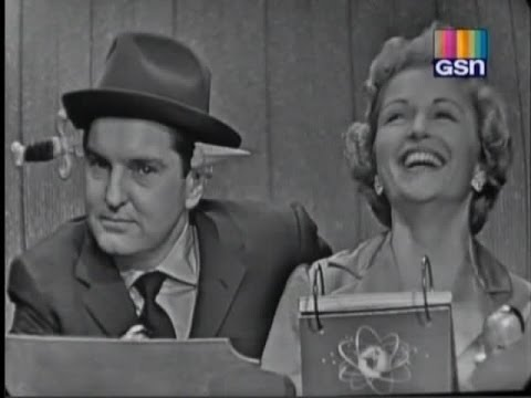 What's My Line? - Peter Lind Hayes & Mary Healy (Dec 25, 1955)