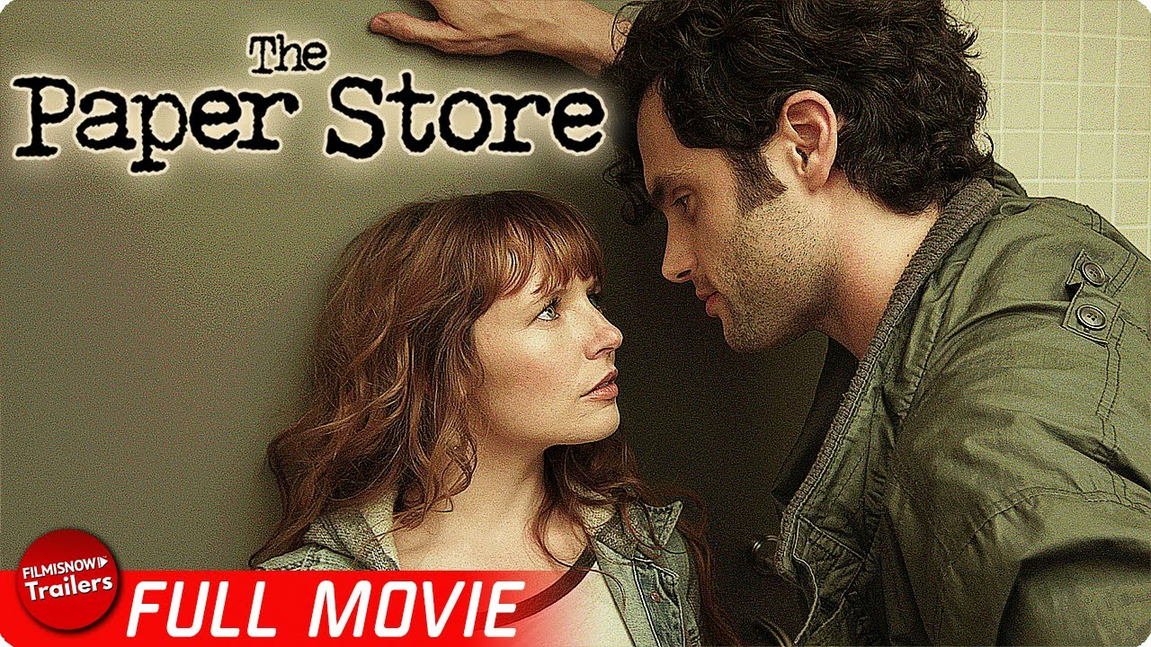 Download THE PAPER STORE | FREE FULL DRAMA MOVIE | Penn Badgley Revenge and Romance Drama Movie Collection