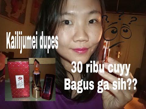 kailijumei-dupes-|-heng-fang-flower-jelly-lipstick-review