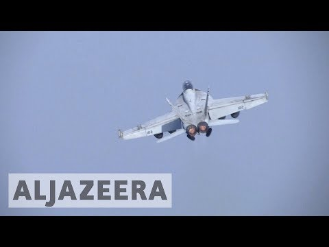 Russia threatens to target US-led coalition planes in Syria