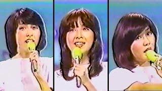 最近のCMでこの曲を口ずさむ蘭さんは、キャンディーズ3人で同じ曲を歌った約40年前のこのステージを想い出されたでしょうか。 ・歌唱動画は、閉鎖させられたCH様に ...