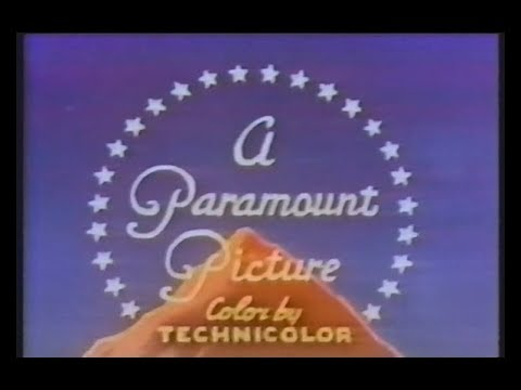 Paramount Pictures/Celebrity Home Entertainment (1954/1989)