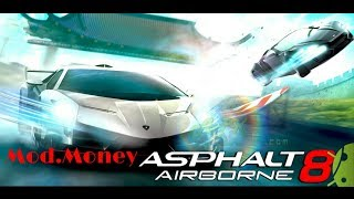 ★MOD MONEY★ Asphalt 8 Airborne APKmania (german)