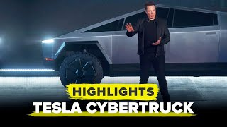 Download Watch Elon Musk announce the Tesla Cybertruck in 14 minutes Mp3 and Videos
