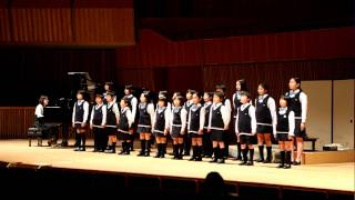 Tegami Sung By Karuizawa Junior Chorus