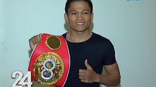 24 Oras: Jerwin Ancajas, matagumpay na nadepensahan ang kanyang IBF Superflyweight belt