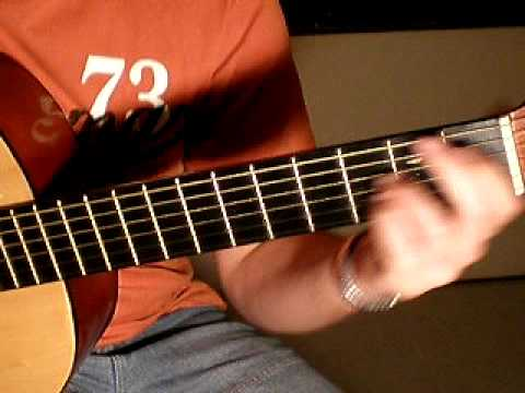 Chris Brown - With You Guitar chords