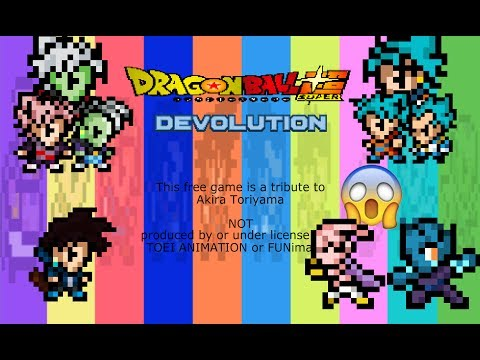 [MOD] Dragon Ball Super Devolution!(BETA) Saga Super,Personagens Novos,Etc!
