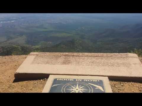 A Trip up Mingus mountain in Arizona