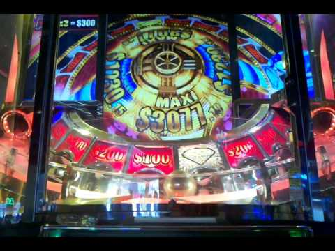 KONAMI Legion Warrior TITAN 360 STATION 4 HUGE WIN! Bonus Free Spin Round!!
