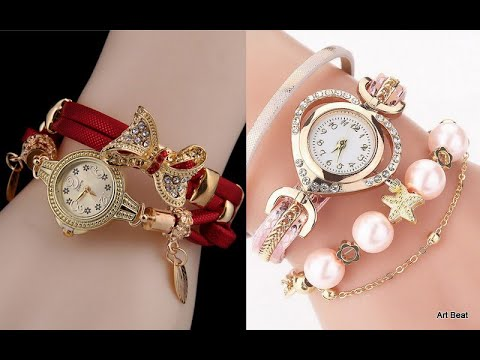 Ladies Designer Watches - Stylish Wrist Watch Collection For Girls 2020
