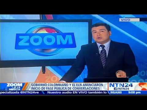 Ver Video de Jose Gaviria El senador José Obdulio Gaviria en el programa Zoom a la Noticia de  NTN24