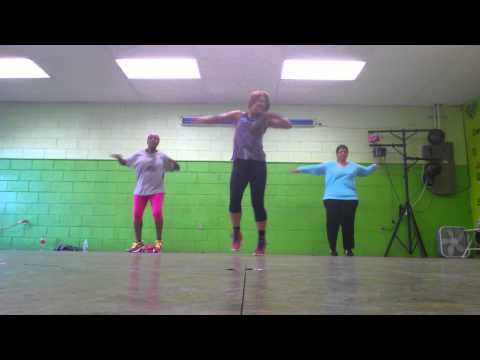 Zumba Routine for 1, 2, 3  Oro Solido