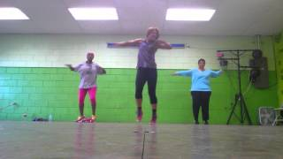 Zumba Routine for 1, 2, 3 by Oro Solido